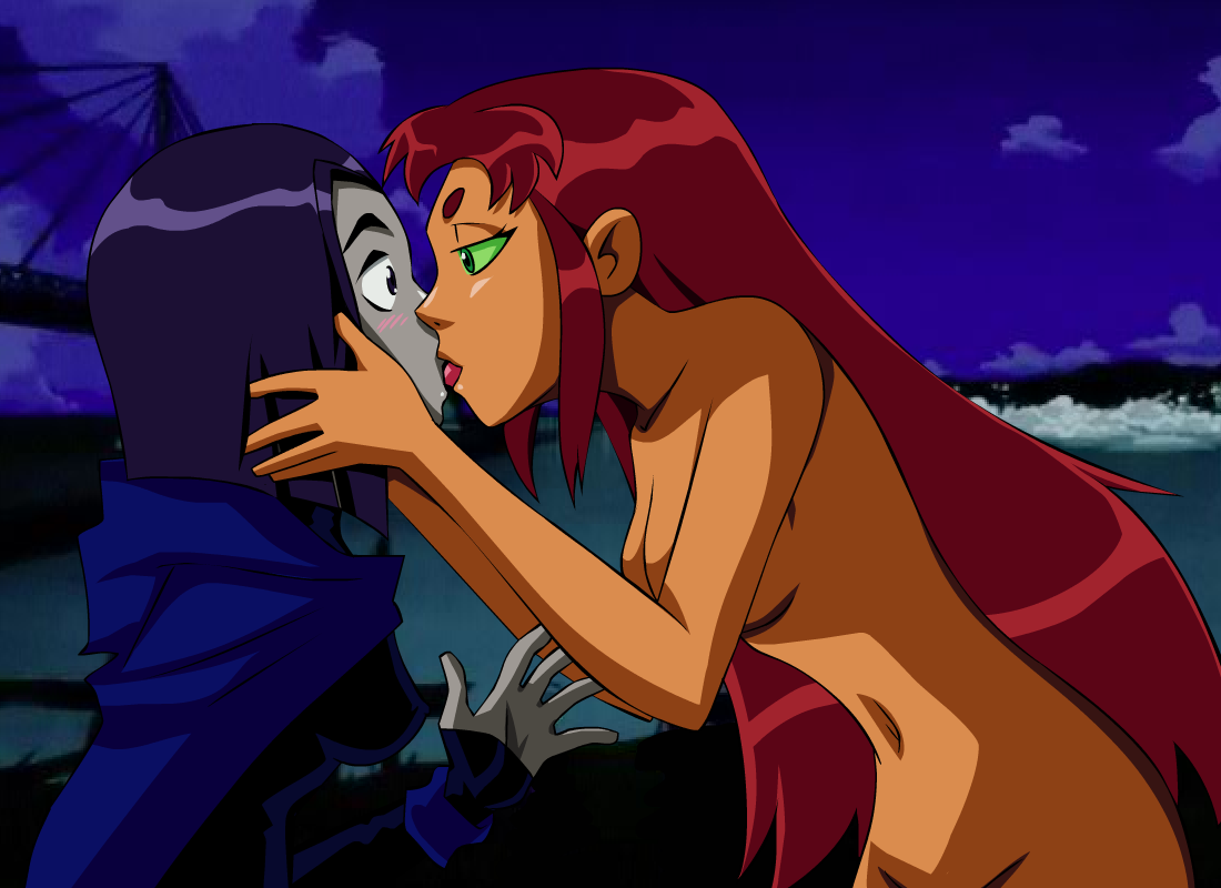 Teen Titans Sex Raven 88