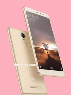 Cara Hard Reset Ponsel Xioami Redmi Note 3
