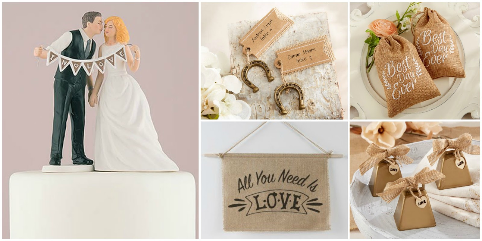 7 Wedding Theme Ideas to Fall in Love With