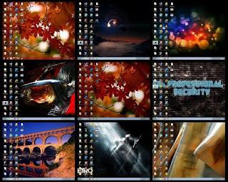شرح برنامج Xilisoft Multiple Desktops لإمتلاك اكثر من سطح مكتب على نظام الويندوز ..