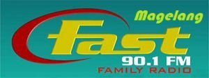 Radio live streaming 90.1 Fast fm Magelang