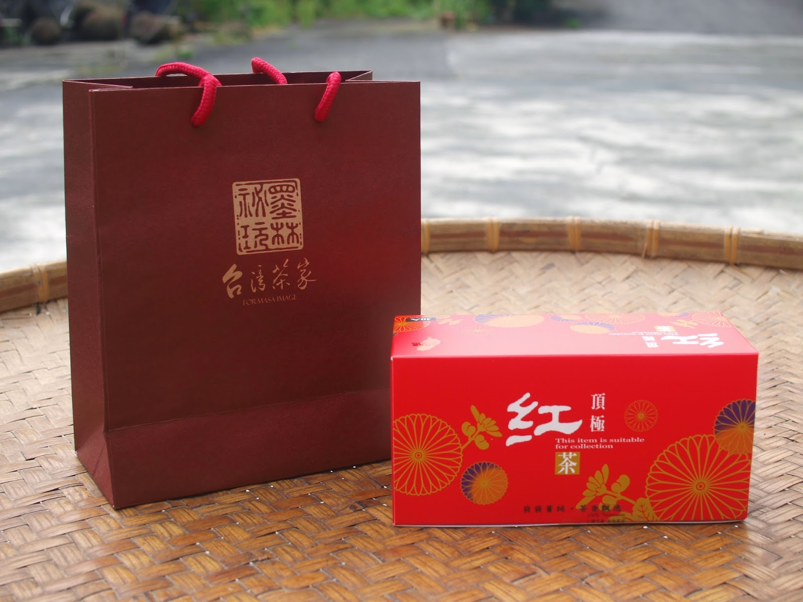 紅茶茶包禮盒