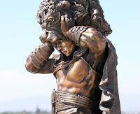 historia hércules y el león