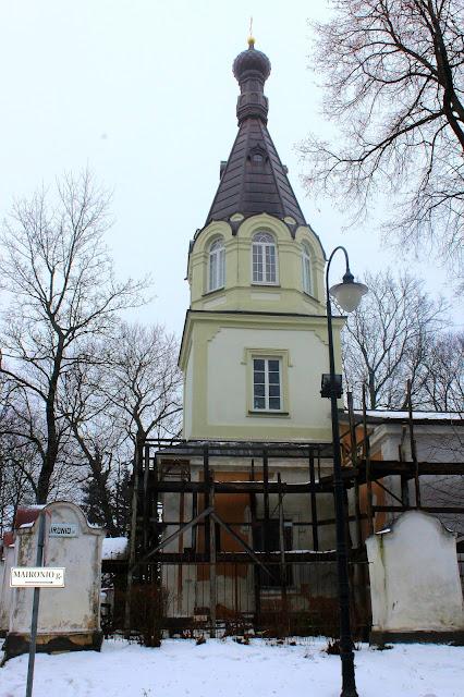 Troki - cerkiew