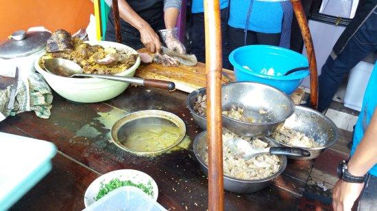 Tempat Wisata Kuliner Malam di Cirebon