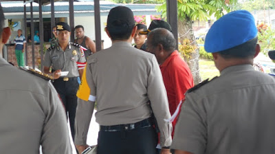 LP3BH: Kasus Sanggeng adalah Bentuk Reaksi Negara Terhadap Tuntutan Penyelesaian Kasus HAM Papua