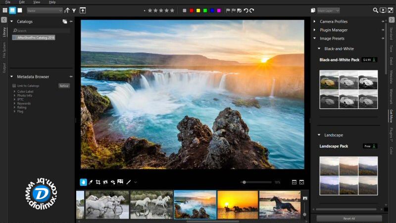 Aftershot Pro O Programa De Tratamento De Imagens Da