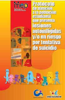Protocolo para prevención del suicidio