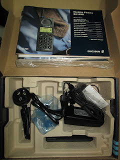 Perlengkapan Ericsson GH688 Jadul Original Ericsson