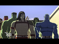 Hulk and the Agents of S.M.A.S.H (Season 1 - 2)