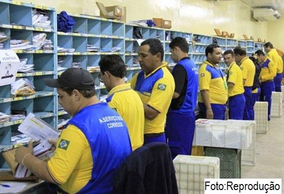 Correios reajustam tarifas de serviços.