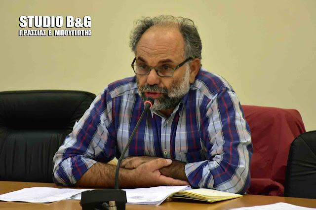 Άλλη Πρόταση: Στο Ναύπλιο η Δημοτική αρχή ταυτισμένη με την κεντρική επιλογή της Περιφέρειας Πελοποννήσου στο θέμα της διαχείρισης των απορριμμάτων