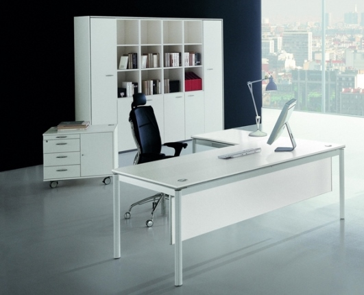 modern l shaped office desks