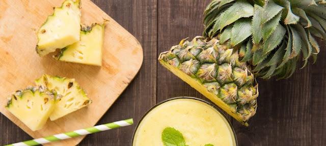Manfaat buah nanas sebagai penurun berat badan