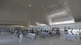 erminal baru Bandara Sultan Muhammad Kaharuddin di Sumbawa Besar