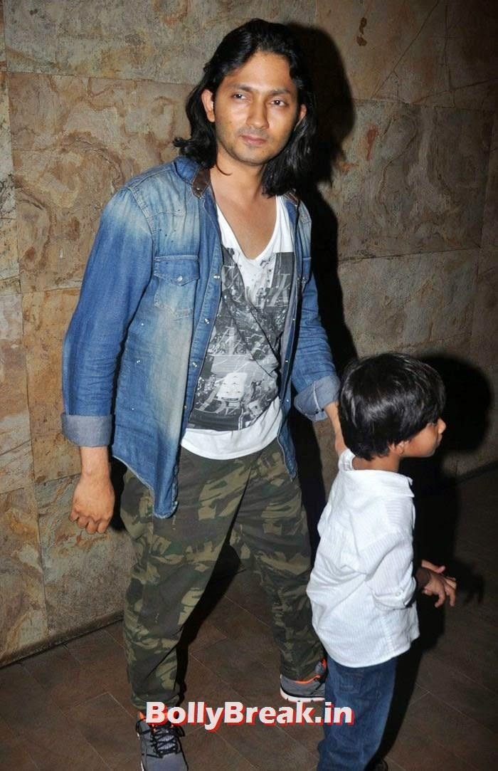 Shirish Kunder, 'Humshakals' Movie Special Screening Pics