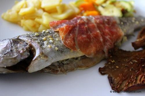 Aprende a cocinar una trucha en 7 minutos comer especial - Como cocinar la trucha ...