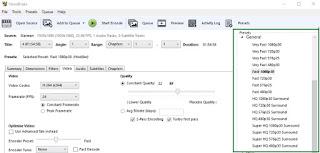 Kompres Video untuk Mengecilkan Ukuran File dengan Cara Mengurangi Resolusi Video