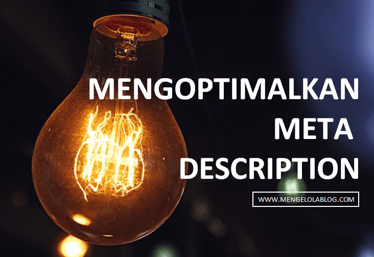 mengoptimalkan meta description