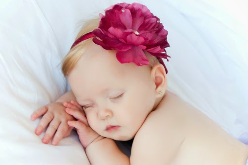Kumpulan Foto Lucu Bayi Baru Tidur  Perlengkapan Bayi