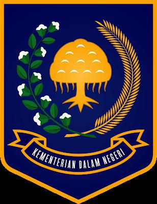 Logo Kementerian Dalam Negeri RI