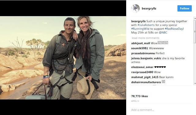 Julia Roberts' Husband Reportedly
