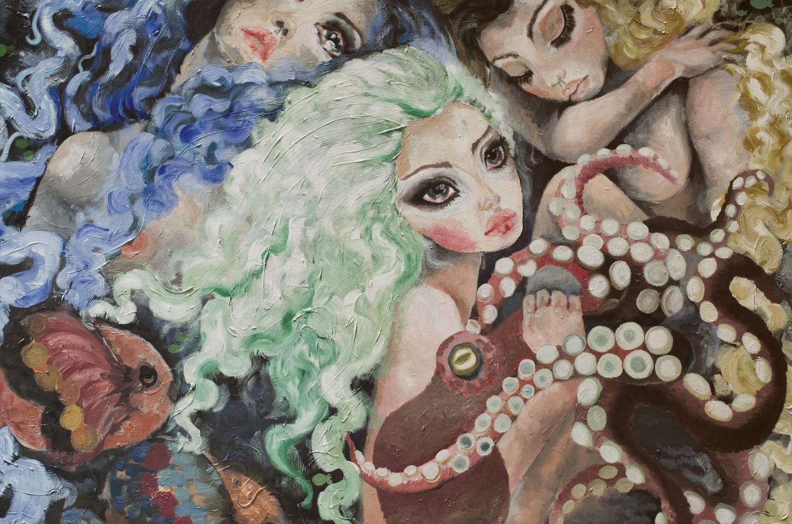 Alisa Gromova picturas cuadros