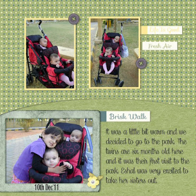 CT LO using Fresh Air by Dandelion Dust Designs, Newsletter Freebie