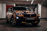BMW X2 (2018 Prototype) Front Side 1