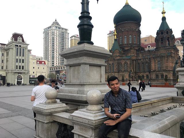 Katedral St. Sophia Harbin
