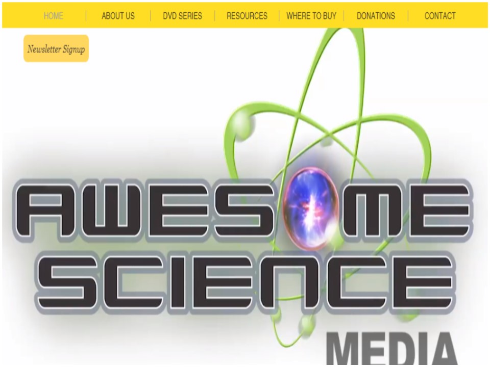 Awesome Science Media (Website: Biblical Creationism)