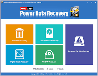 MiniTool Power Data Recovery Pro serial