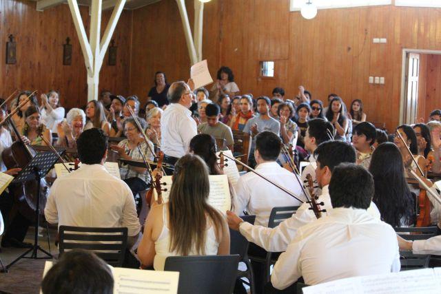 Concierto en la Parroquia San Pío X