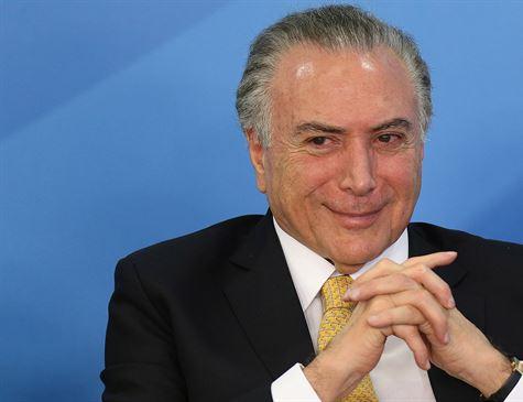 PF indica participação de Temer em corrupção nos portos e pede prisão de amigo do presidente