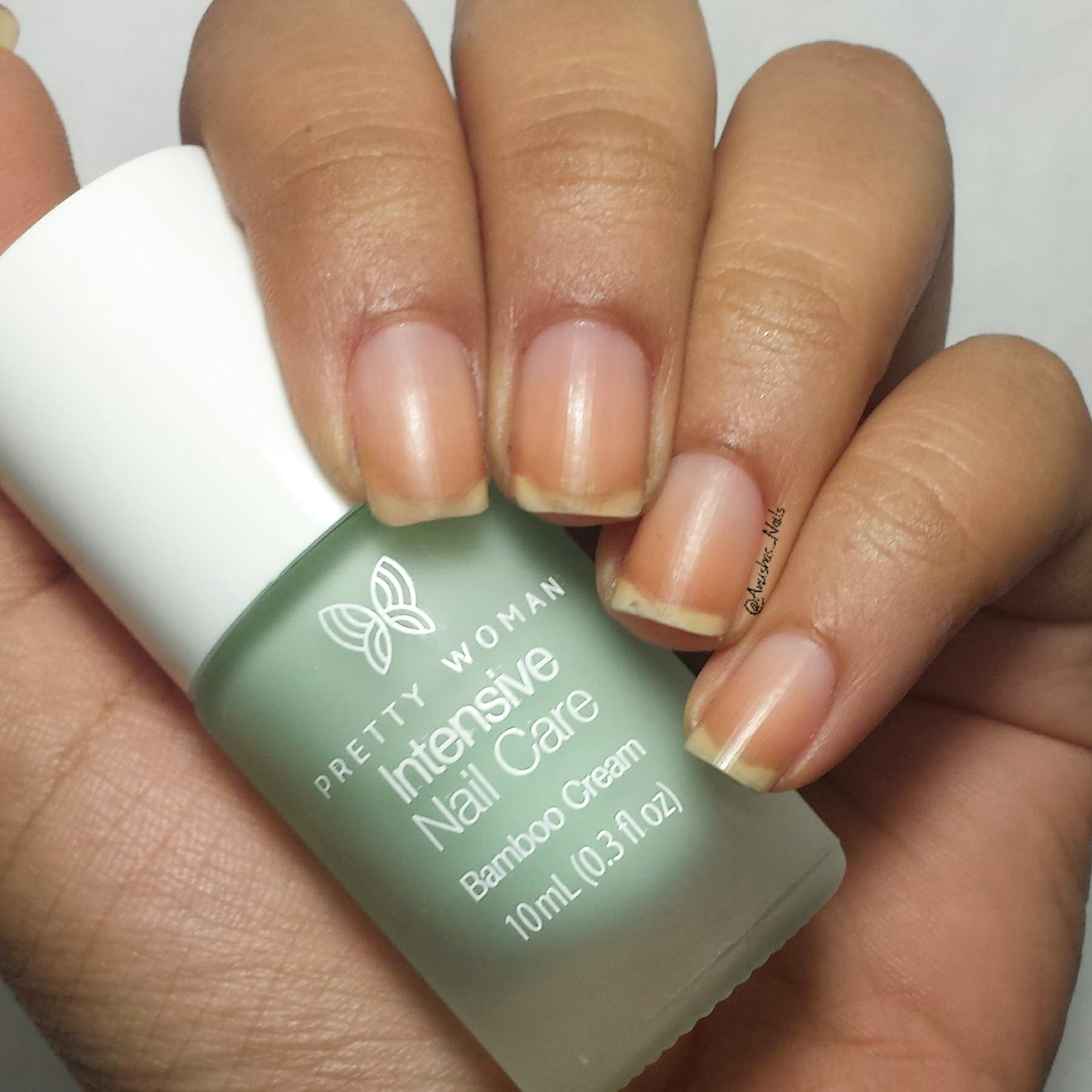 This Product Comes In A Traditional Nail Polish Bottle So You Can Brush It Onto Your Cuticles And Nails Then Just Need To Mage The Cream Into