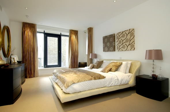 Design Ideas For Small Master Bedroom