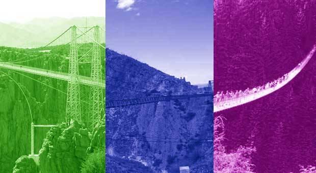 6 Jembatan Paling Mengerikan di Dunia