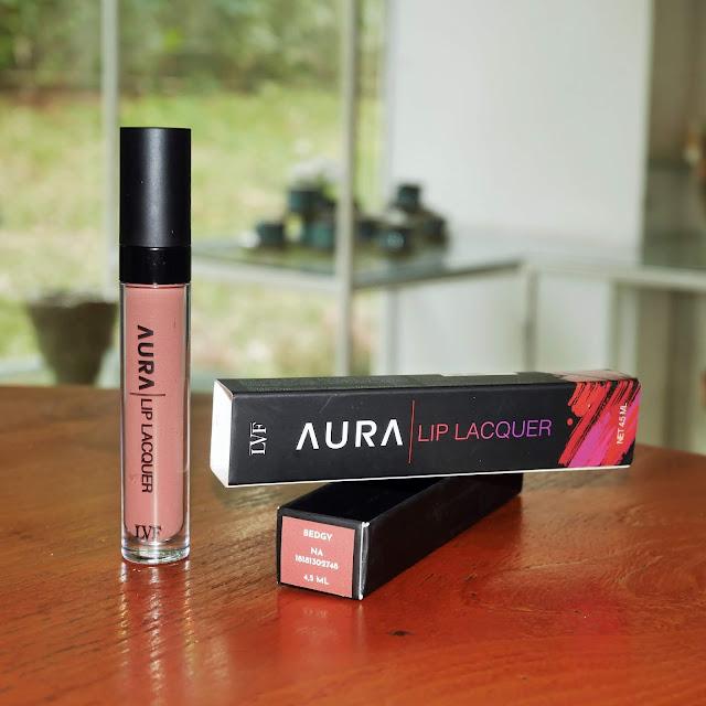 AURA Lip Lacquer - LVF Cosmetics Aura Kasih