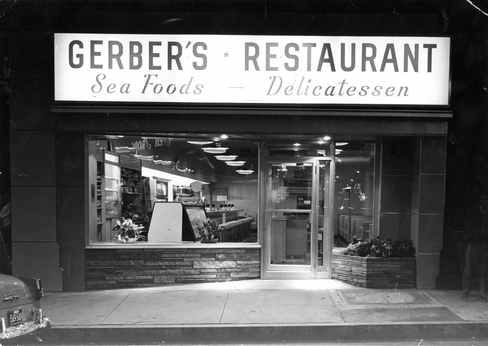 History by the Sea | Salem, Massachusetts: Gerber's