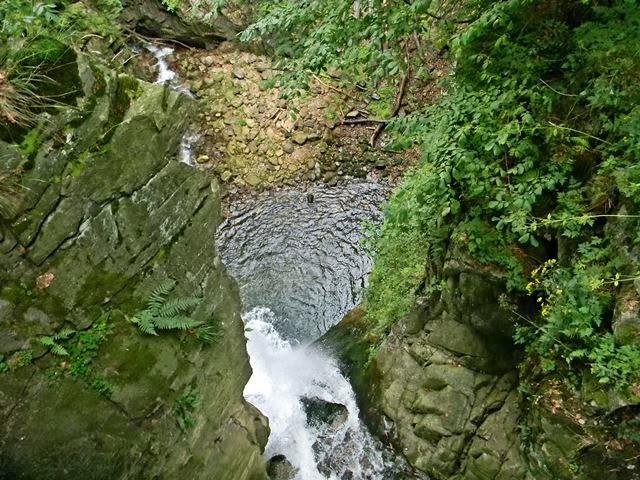 rzeka Wilczka, Międzygórze, góry, Kotlina Kłodzka