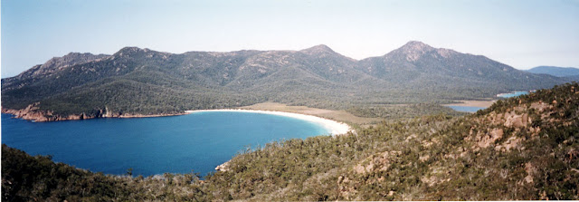 Wineglass Bay-Freycinet - Tasmania