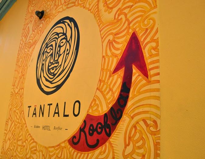 Tantalo Casco Viejo Panama City