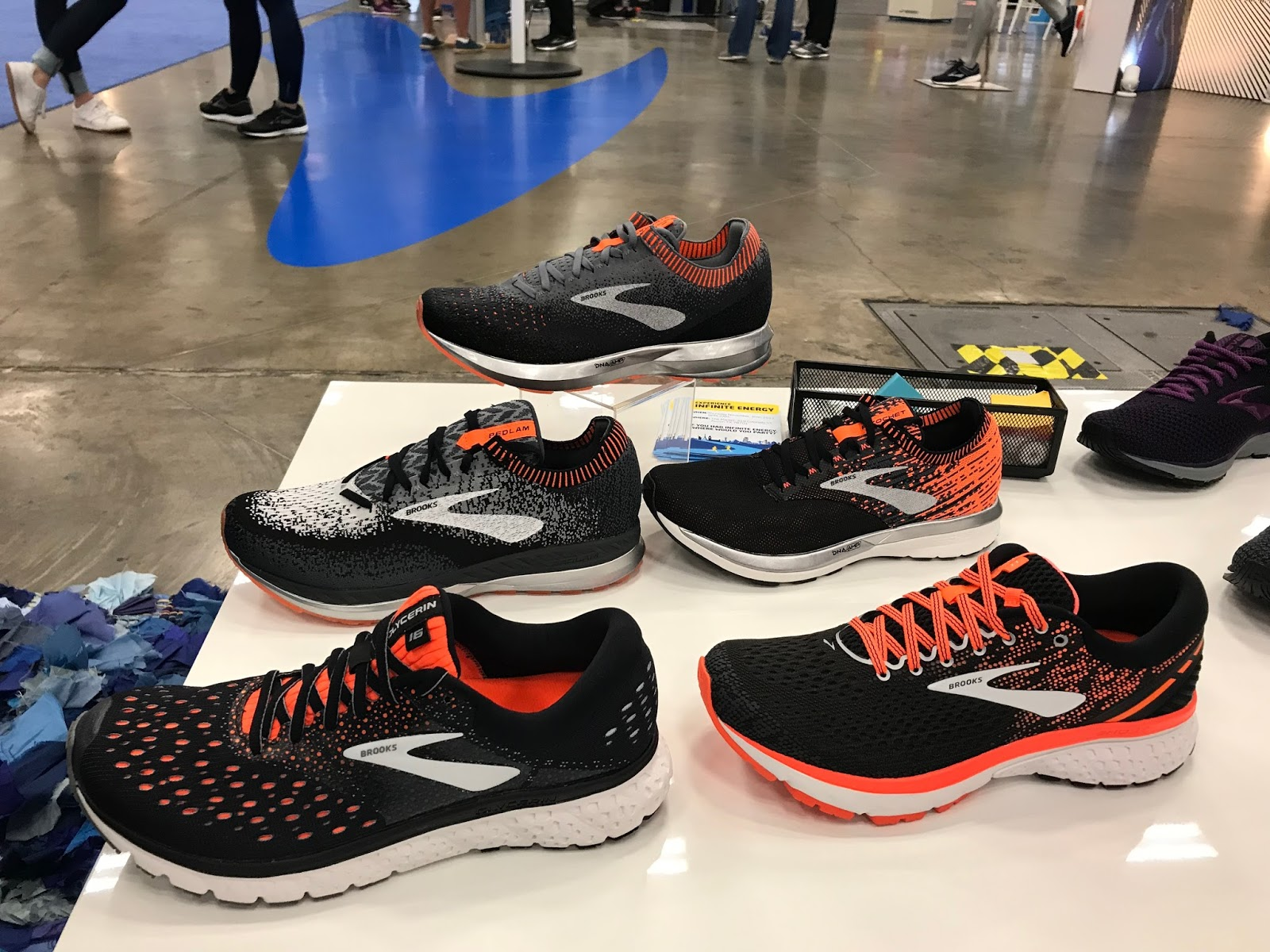 12a90ac811a1 Fall 2018 Brooks Previews HERE New DNA AMP Ricochet and Bedlam