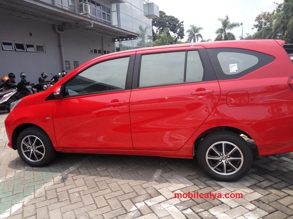 620+ Modifikasi Mobil Calya Merah Gratis Terbaru