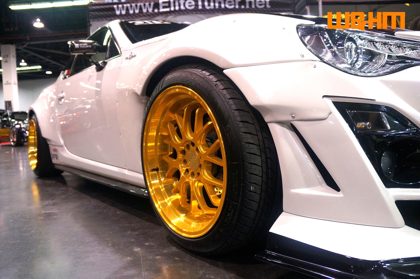Wheels and Heels Magazine Cars: F1R Wheels Brought Legit Manila ...