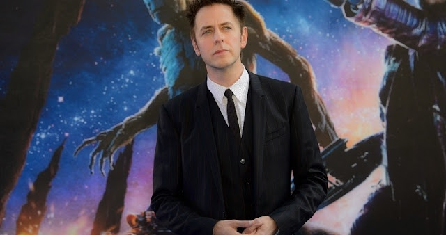 James Gunn y los spots de Guardianes de la Galaxia
