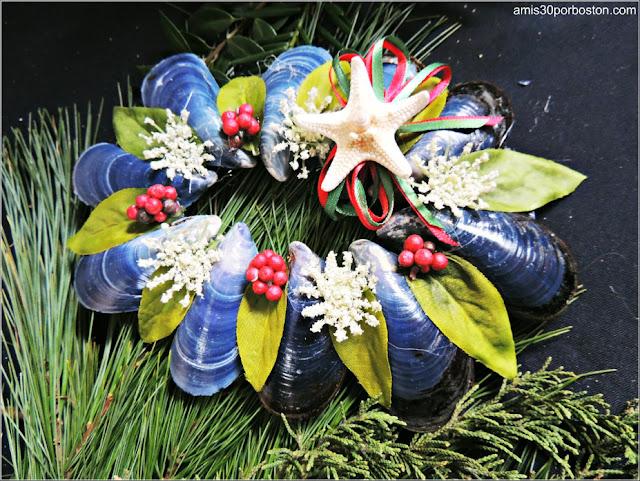Decoraciones Navideñas del SoWa Winter Festival