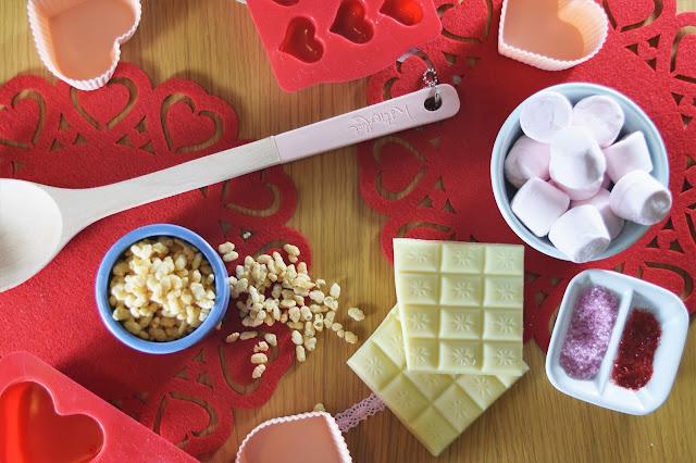 Making Valentine's Day Sweet Treats