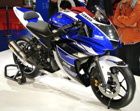 Kapan R25 dan R15 Terbaru Diluncurkan? Ini Kata Yamaha