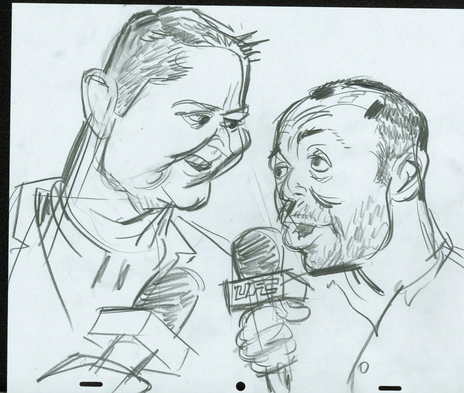 Ken Shamrock Character: Colin Blog-heed [title Pending]: Saturday Morning Cartoons
